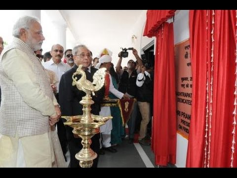 President of India dedicates Rashtrapati Bhavan Museum to the Nation