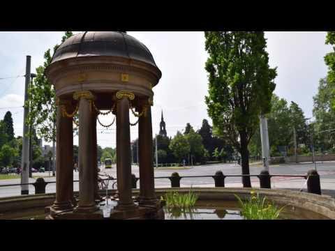 Der artesische Brunnen in Dresden