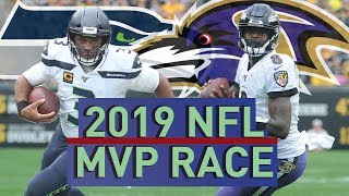 Lamar Jackson IS THE NFL MVP: Russell Wilson, Aaron Rodgers in MVP race  | CBS Sports HQ
