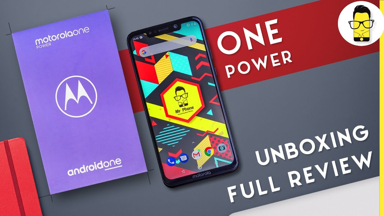 Motorola One Power review: Moto's best phone of 2018 is a battery beast