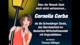 Cornelia Corba als Schwabinger Gisela  / Trailer