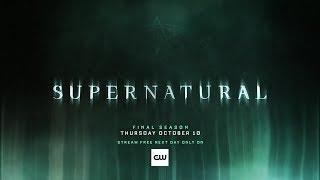 Сверхъестественное трейлер 15 сезона на русском [русские субтитры] | Supernatural Season 15 promo