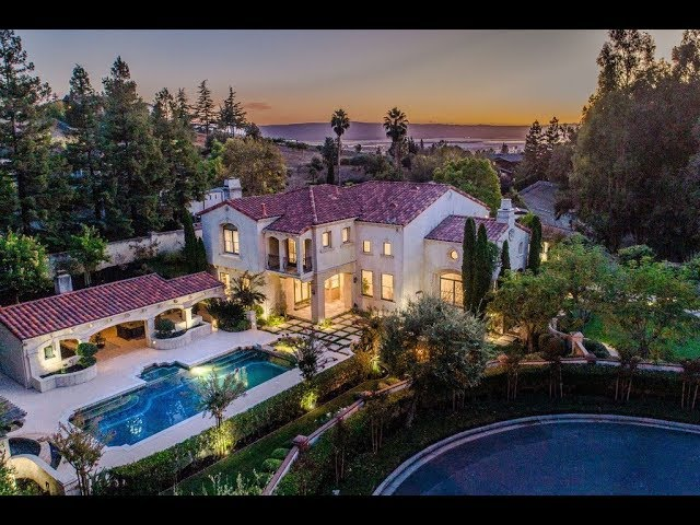Opulent Private Oasis in Fremont, California | Sotheby's International Realty