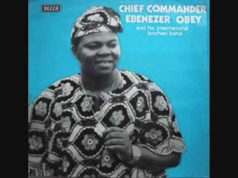 Ebenezer Obey & His International Brothers - Olomi Gbo Temi