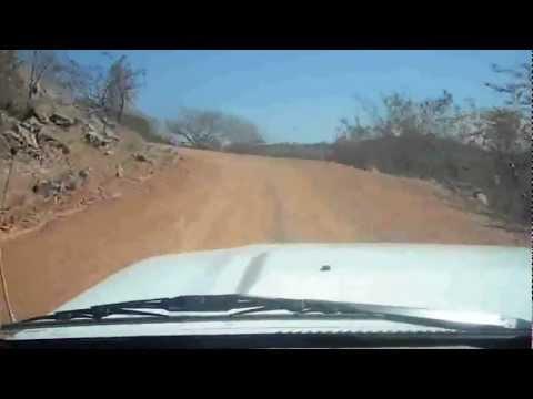 Binga: Manjolo to Kariyangwe Road