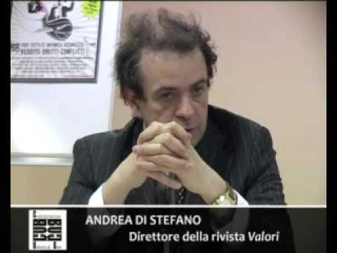 Andrea Di Steo: analisi della crisi economica