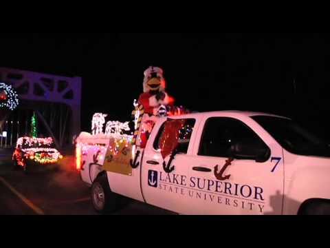 Sault Ste Marie-Parker Ace Hardware Parade of Lights-2015