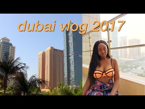 ✨ Dubai VLOG: A Week In My Life | Quadbiking, Atlantis, Wedd