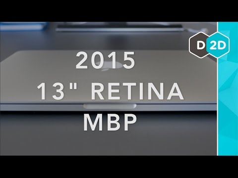13″ Retina Macbook Pro Review – Force Touch Trackpad (2015)