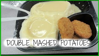 Double Mashed Potatoes?!   Day 13