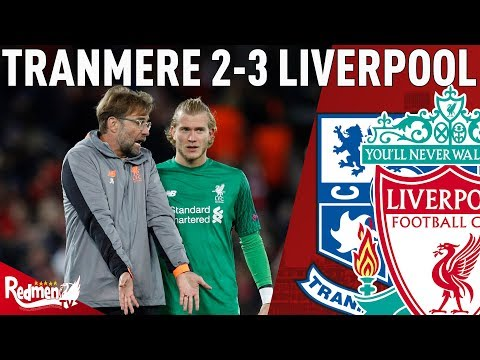 Liverpool NEED A Goalkeeper! | Tranmere 2-3 Liverpool | Ste's Uncensored Match Reaction