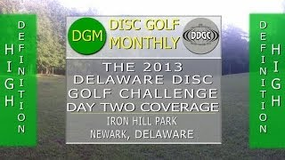 DGM 118- Delaware Disc Golf Challenge Day Two