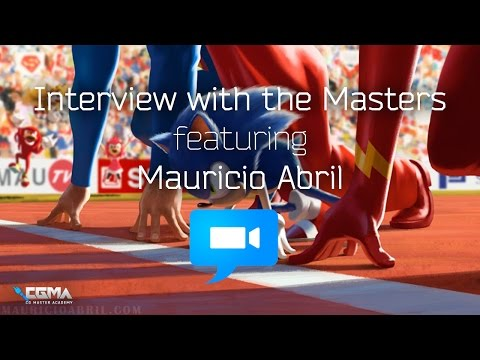 Interview With the Masters | Featuring Mauricio Abril