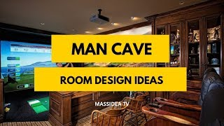 45+ Cool Man Cave Room ideas Can Make at Home