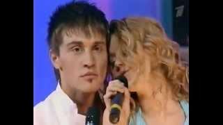 Юлианна Караулова и Дима Билан - На берегу неба