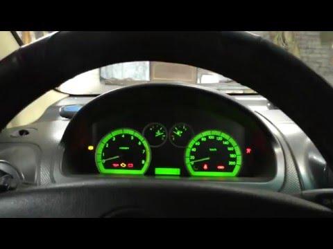 Как отключить зуммер ремня безопасности на Chevrolet Aveo .