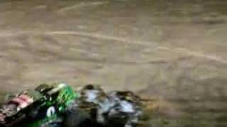 Monster Jam Nassau Coliseum Grave Digger 2/10/08