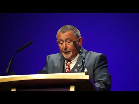 Robert Hill - UKIP Northern Ireland (2018 Conference)