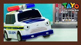 Video Tayo Pat the Police Car l What does police car do? l Tayo Job Adventure l Tayo the Little Bus download MP3, 3GP, MP4, WEBM, AVI, FLV Juli 2018