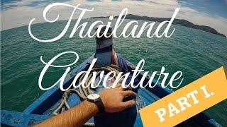 Thailand Adventure 2017 | Bangkok + Ko Samet | GoPro Hero5 Black