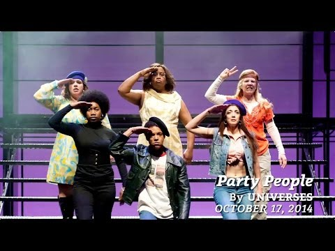 Introducing Party People at Berkeley Rep