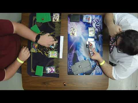 Dragon Ball Super TCG Weekly Event 81917 Round 1 Stephen Tate vs Brent Reno