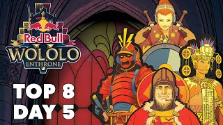 QUARTER-FINALS - Day 5 | Red Bull Wololo V