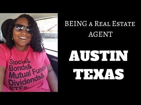 Becoming a Real Estate Agent in Texas. AUSTIN TEXAS
