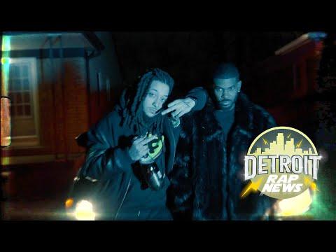 "Ca$h Kadafi X Millk – ""Ghetto Lifestyle"" DetroitRapNews Exclusive (Official Video)"