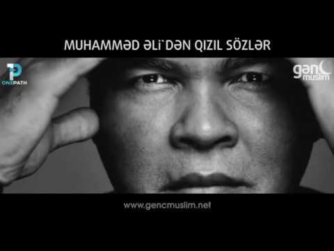 Haci Soltan Alizade dahi boksçu Məhəmməd Əlidən ibrətamiz öyüd-nəsihətlər