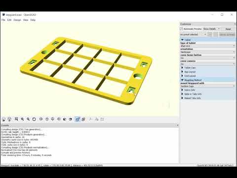 Adding support for suction cups