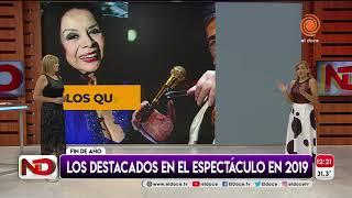 Anuario 2019/ Espectáculos