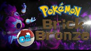 Roblox: pokemon Brick bronze ep 2 /seby966