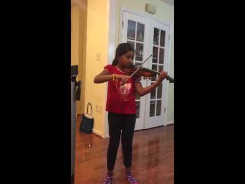 Bahubali Theme Song Violin