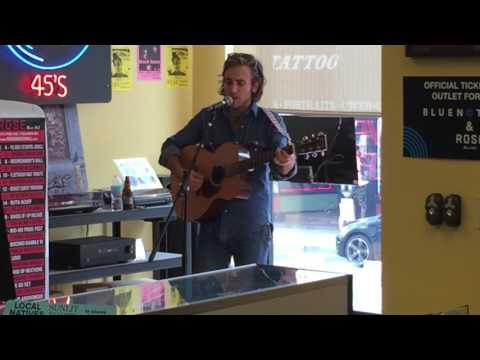 Andrew Combs In-Store Vinyl Renaissance Columbia Mo