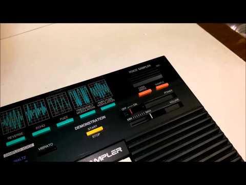 VSS 30 Sampling Demo