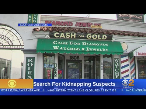Kidnapped Costa Mesa Jeweler Found Beaten, Tied Up In Santa Ana