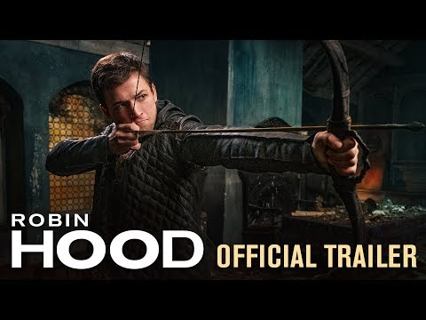 Robin Hood (2018 Movie) Official Trailer – Taron Egerton, Jamie Foxx, Jamie Dornan