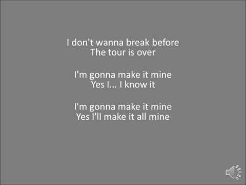 Jason Mraz   Make it mine(Acoustic) lyrics