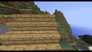 Minecraft прохождение карты Крушение Вертолёта 1 3