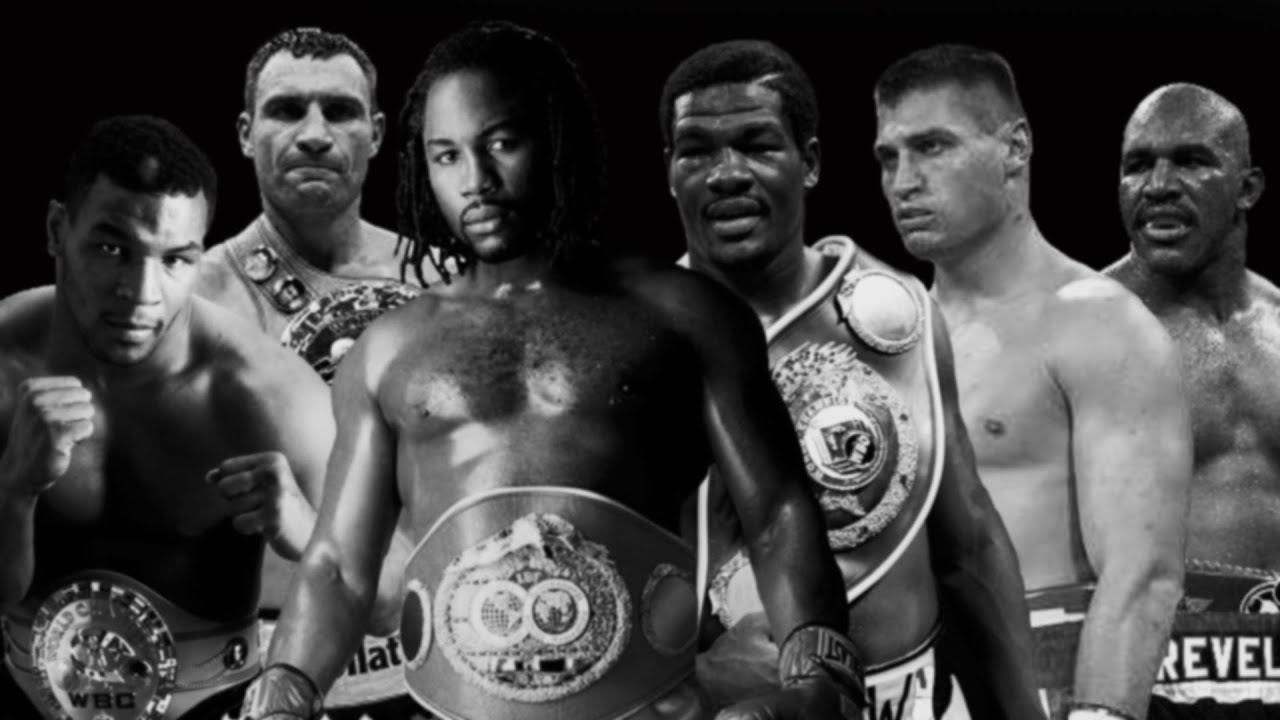 Download Top 10 Heavyweight Boxing Matches 1990-2015 (A Fan Documentary)