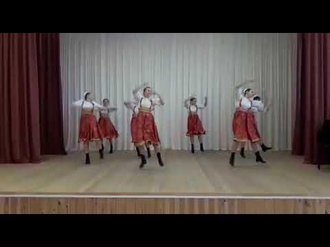 """Хореографический ансамбль """"Златница"""". """"Ах, мамочка""""-народно-сценический танец."""
