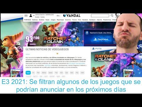 ¡VANDAL FILTRA MEDIO E3 MIENTRAS TIENE PUBLICIDAD DE SONY POR TODAS PARTES! - Sasel