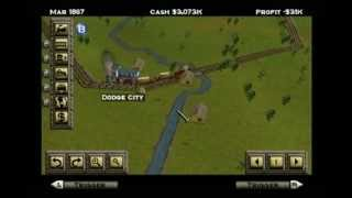 Let's Play Railroad Tycoon II - Trains Bitches!