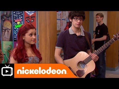 Victorious | Sad News Songs | Nickelodeon UK