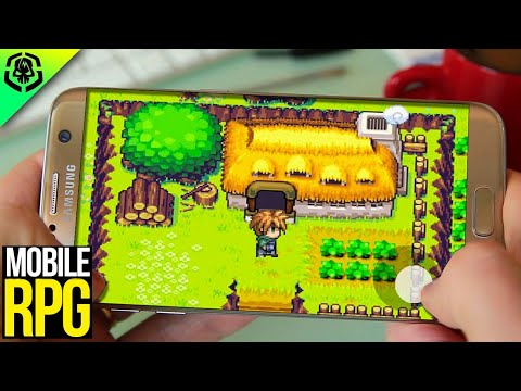 10 Fun RPG Games To Play On Android & IOS In 2018 | Mobile Role Playing Games (Online/Offline)