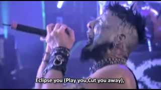 Mudvayne -  Severed Live [w/ Lyrics]