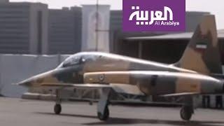 إيران تعلن عن مقاتلة جديدة أطلقت عليها اسم كوثر