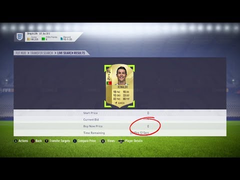 MAKING UNLIMITED COINS IN FIFA 18... 🤑