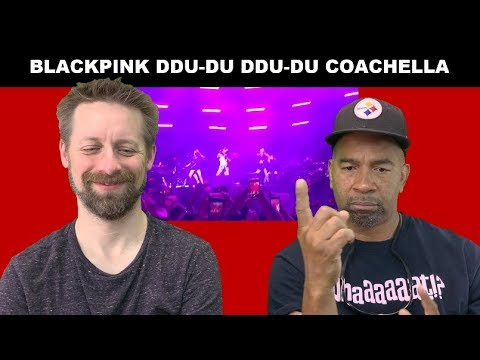 BLACKPINK Reaction DDU-DU DDU-DU Live At Coachella